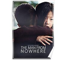 Lee Jeong-beom's The Man from Nowhere Poster