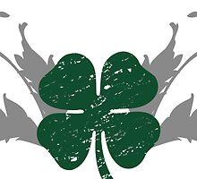 lucky clover by maydaze