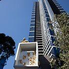Eureka Tower, Melbourne, Vic Australia by SNPenfold