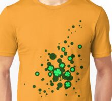 shamrock bubbles Unisex T-Shirt