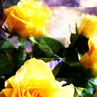 Yellow Roses by Jacob Gibney