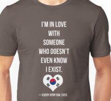 The Kpop Fan problem Unisex T-Shirt