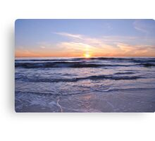 SoCal Sunset 1 Canvas Print