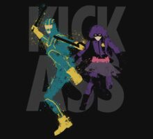 Kick Ass by Tom Trager