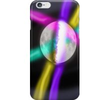 retro moon case iPhone Case/Skin