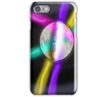 retro moon case iPhone Case/Skin