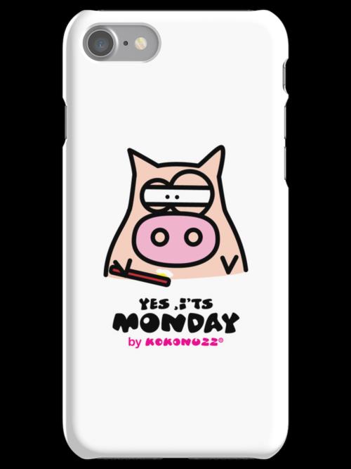 It's Monday... Kino's Moody Face by Kokonuzz