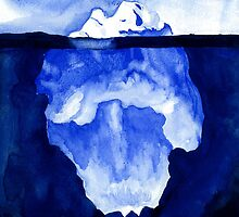 The Iceberg by imaginedxandrew