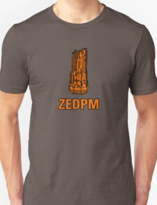 ZedPM, now in powerful orange! Unisex T-Shirt