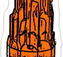ZedPM, now in powerful orange! Sticker