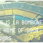 Boca Juniors by Jim Roberts