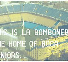 Boca Juniors by homework