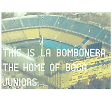 Boca Juniors Photographic Print
