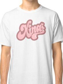 Nina mon amour Classic T-Shirt