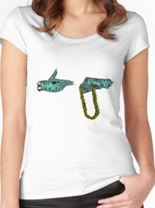 Run the Jewels Women's Fitted Scoop T-Shirt