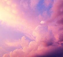 Cotton Candy Sky by yadayunikon