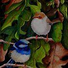 Hello Honey  (sold 04-08-2013)Downlands College Art Exhibition by Sandra  Sengstock-Miller