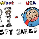 Ecuador 2 USA 0 in the Spy Game by Binary-Options