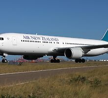 Air New Zealand (ZK-NCI) by GEO-G