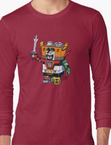 9 volt tron Long Sleeve T-Shirt
