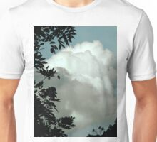 Cloud hidding Unisex T-Shirt