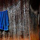 Blue Towel Doi Chang by Duane Bigsby