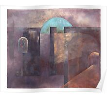 Oxford Archways Poster