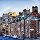 Douglas Gardens Mews, Edinburgh, UK by Wendy  Rauw