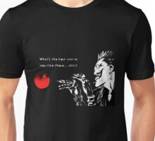 Ryuk - Death Note - Apple (Quote) Unisex T-Shirt