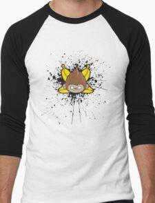 Monkey Rebell Men's Baseball ¾ T-Shirt