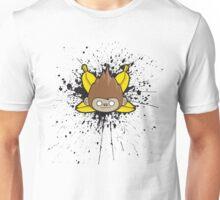 Monkey Rebell Unisex T-Shirt