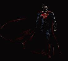 Superman - Man of Steel by Pablo Díaz