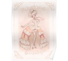 Sweetcakes Burlesque Poster