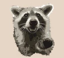 Raccoon by MakesT-Shirts