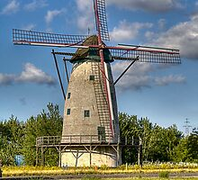 Windmill by Xenne