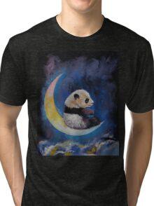 Crescent Moon Tri-blend T-Shirt