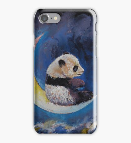 Crescent Moon iPhone Case/Skin