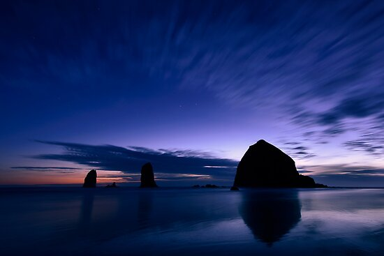 Blue Cannon Beach by Dan Mihai