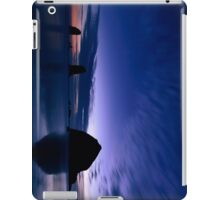 Blue Cannon Beach iPad Case/Skin