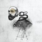 """PARABOLA Y SERPIENTES (vr.2) ( set de 5 piezas / set of 5 pieces) 16 x 16"""" inches Digital Collage Sánchez® 2013 by Alvaro Sánchez"""