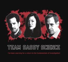 Team Sassy Science by syrensymphony
