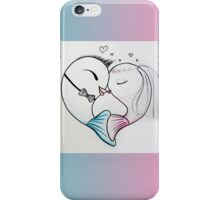 Happy fishes iPhone Case/Skin
