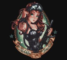 No Bubbles No Troubles by Tim  Shumate