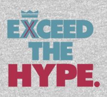 "VICTRS ""Exceed The Hype"" Kids Clothes"