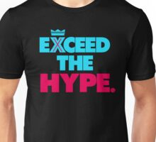"VICTRS ""Exceed The Hype"" Unisex T-Shirt"