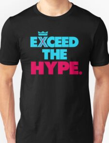 "VICTRS ""Exceed The Hype"" T-Shirt"