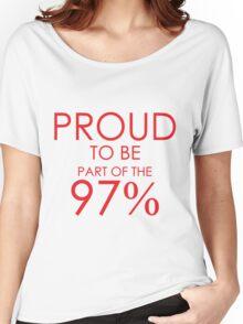 97% er Women's Relaxed Fit T-Shirt