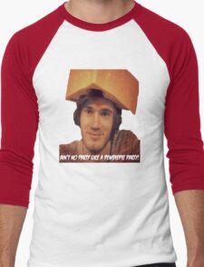 Pewdiepie Party! Men's Baseball ¾ T-Shirt