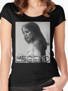 Fairouz Women's Fitted Scoop T-Shirt
