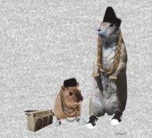 B-Boy Rodents by colossoul